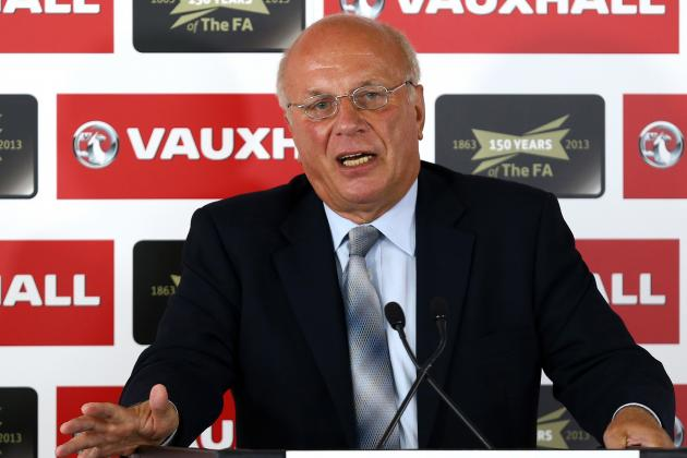 Greg Dyke and the Future of the English National Team