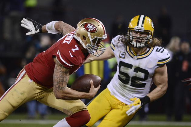 Are the Green Bay Packers Better Prepared to Contain the 49ers' Read-Option?