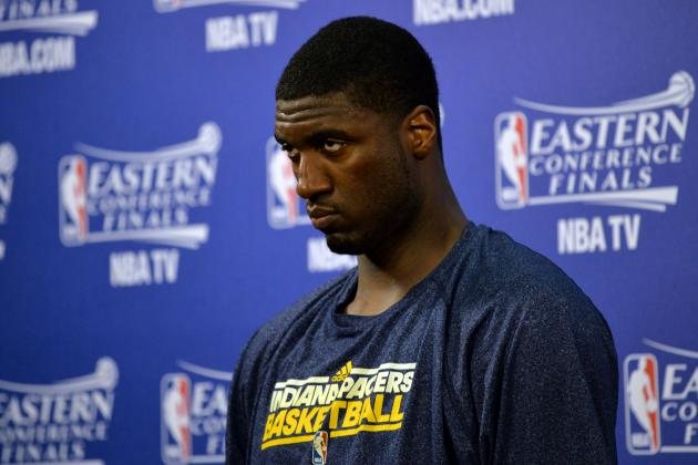 Roy Hibbert Ready for All Star Campaign in 2013-2014