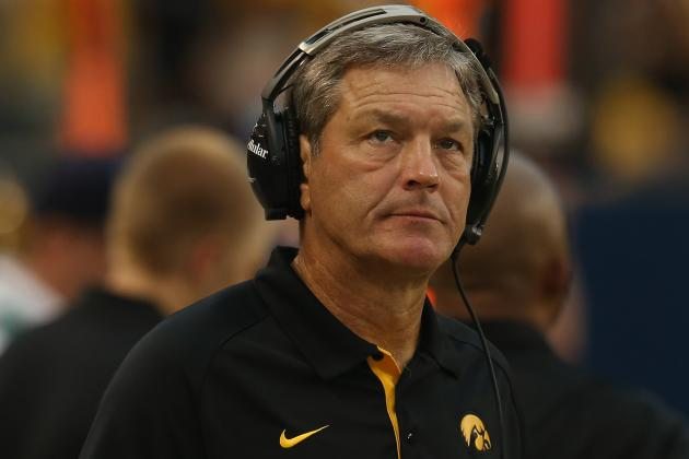 Ferentz: Hawkeyes Need to 'Learn How to Win'