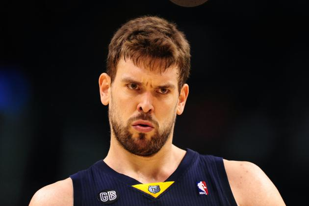 Gasol, Spain Rout Croatia to Open Euros