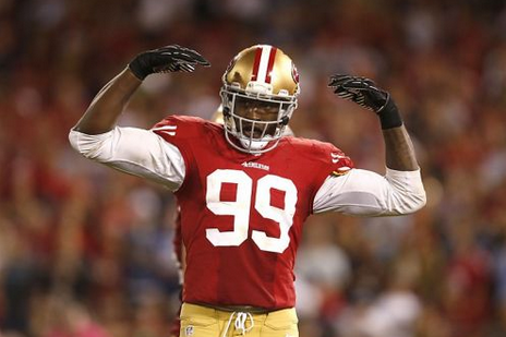 Aldon Smith's House Party May Result in Criminal Charges, Too