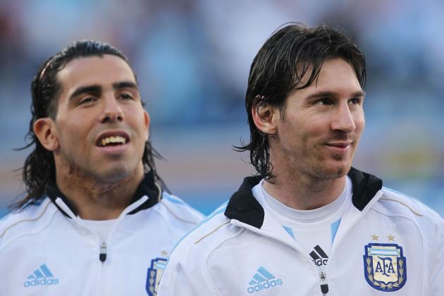 How Argentina's Carlos Tevez Obsession Stifled the Genius of Lionel Messi