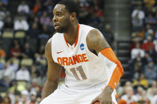 Former Syracuse Guard Scoop Jardine Headed to Greece