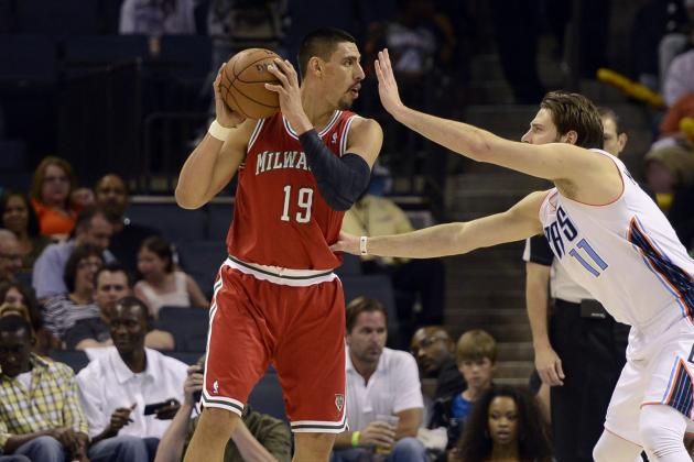 Gustavo Ayon Searching for a Place in NBA