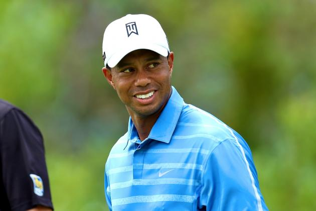Tiger Woods' Complete Earnings Per Tournament, Round and Hole Revealed