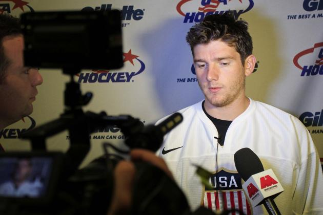 Jonathan Quick Is Far from a Certainty as Team USA's Starter in 2014 Olympics