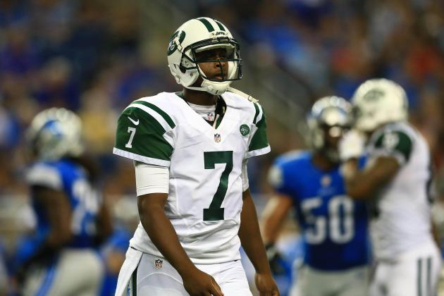 Geno Smith Set to Have Rocky NFL Debut Against Buccaneers