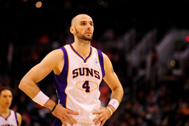 Phoenix Suns' Brass in Europe, Supporting Goran Dragic and Marcin Gortat