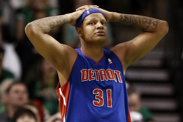 What's Left for Villanueva's Pistons Career