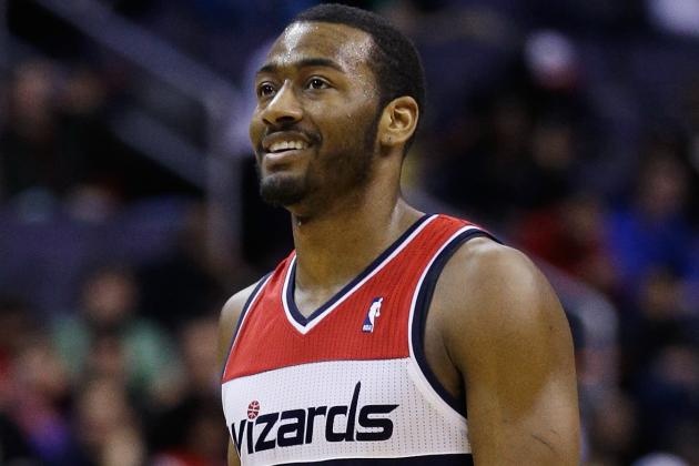 Where Does John Wall Rank Among the NBA's Best?