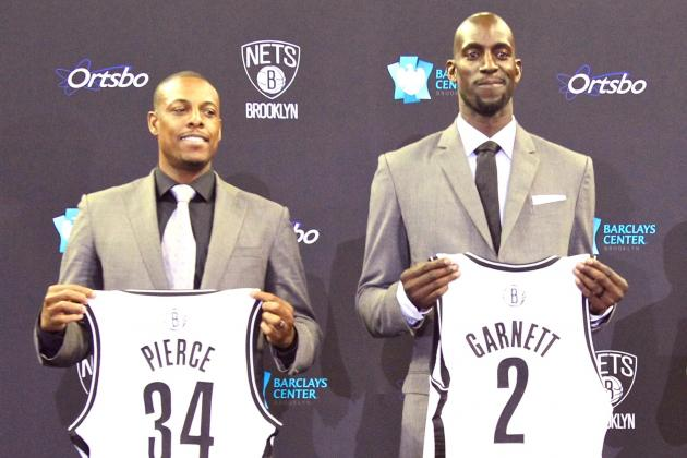 Kevin Garnett Says He Would Have Retired If He Was Traded Without Paul Pierce
