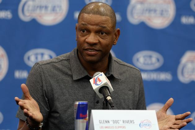 Doc Rivers 'Very Disappointed' with Danny Ainge