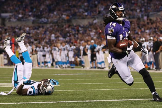 Week 1 Start 'Em, Sit 'Em: Studs and Duds at WR for Opening Week