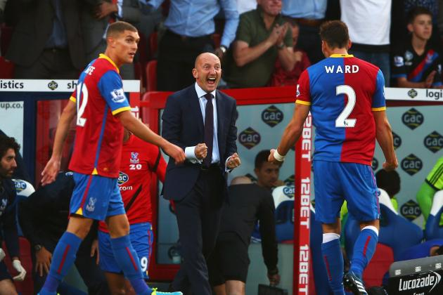 Crystal Palace's Chaotic Transfer Window Should Cause Concern