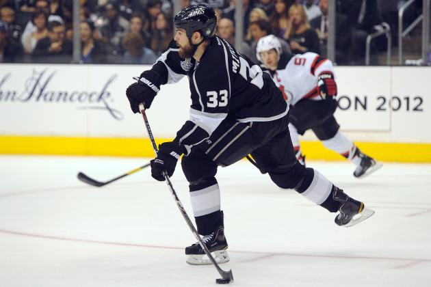Kings Expect D-Man Mitchell at Camp