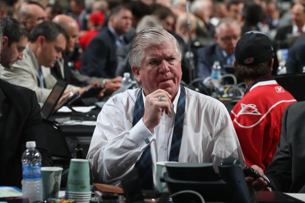 Brian Burke: Why His Hire Spells Trouble for Jay Feaster, Calgary Flames