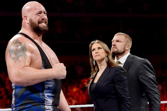 Triple H, Big Show and Latest WWE News and Rumors from Ring Rust Radio