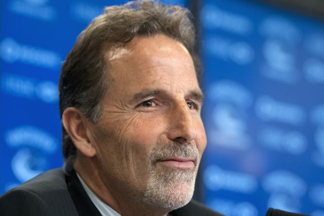 Canucks' Youth Will Be Served Under New Coach Tortorella