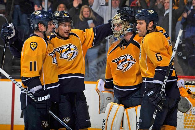 Nashville Predators Odds: Will the Preds Make the Playoffs?