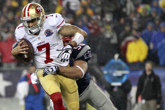 Should the San Francisco 49ers Fear for Colin Kaepernick's Safety in 2013?