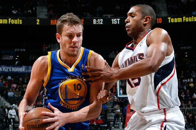 Could David Lee Thrive as Sixth Man for Small-Ball Golden State Warriors?