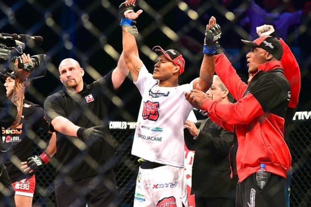 Ronaldo 'Jacare' Souza Destroyed Yushin Okami: Who Should He Fight Next?