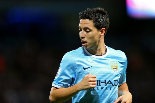 Samir Nasri Needs Premier League Season of Redemption with Manchester City