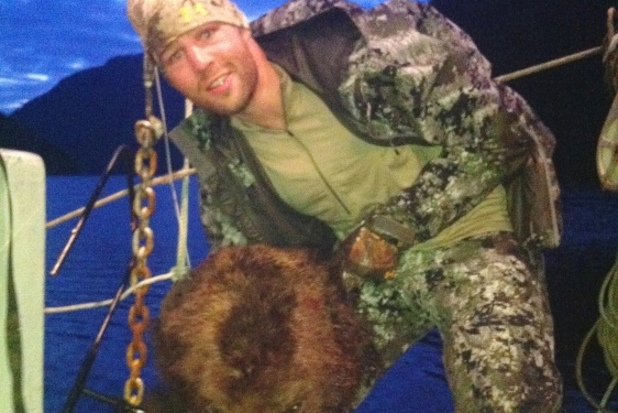 NHL Player Clayton Stoner Draws Criticism for Killing Bear, Releases Statement