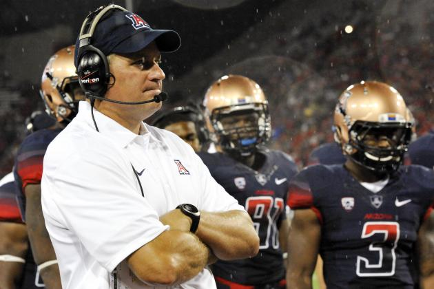 Linebackers Spared Rich Rodriguez's Wrath After Solid Play