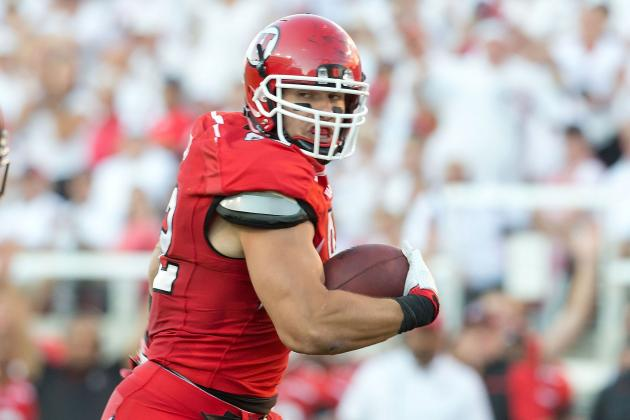 Utah Football: Utes Want More Out of Tight Ends