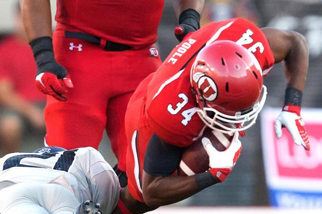 Utah Football: RB James Poole Says He Can Deliver for Utes