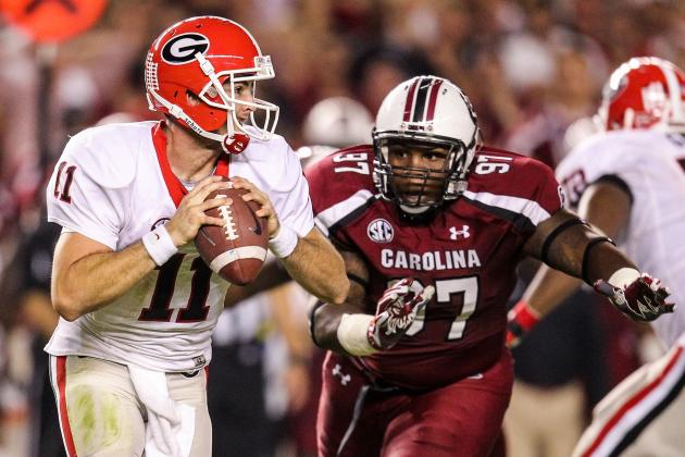 Debate: Predict the Final Score of South Carolina vs. Georgia