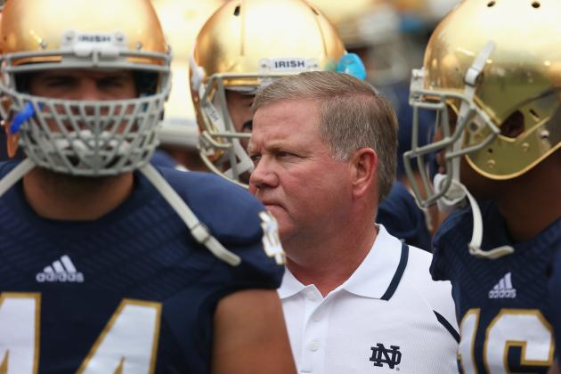 5 Things That Can Help Notre Dame Beat Michigan