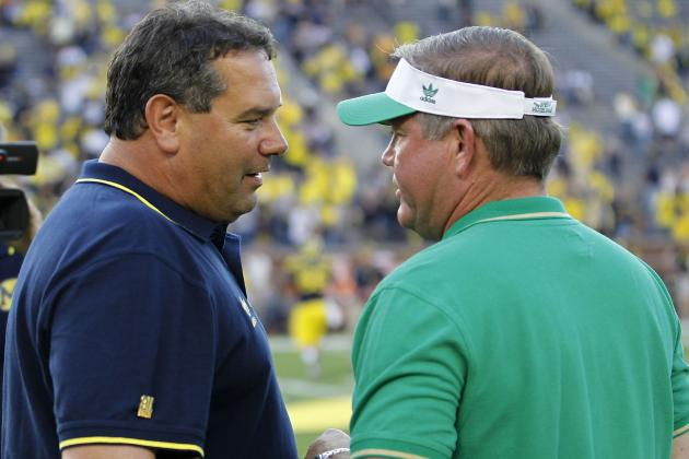 Debate: Predict the Final Score of Michigan vs. Notre Dame