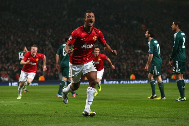 Manchester United's Nani Extension Premature, Desperate