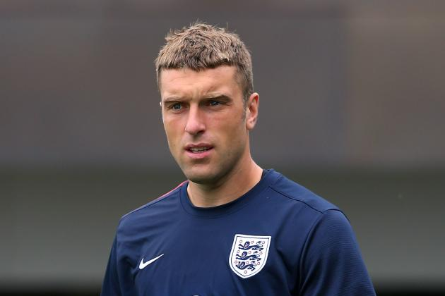 Rickie Lambert: Good Enough to Start for England Against Moldova?