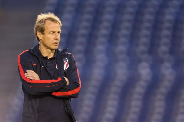 United States: Jurgen Klinsmann Must Be Wary of Yellow Cards vs. Costa Rica