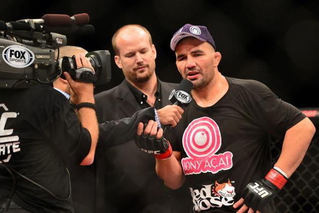 Ultimate Fighter 18 and UFC Fight Night 28 Ratings Down from Previous Efforts