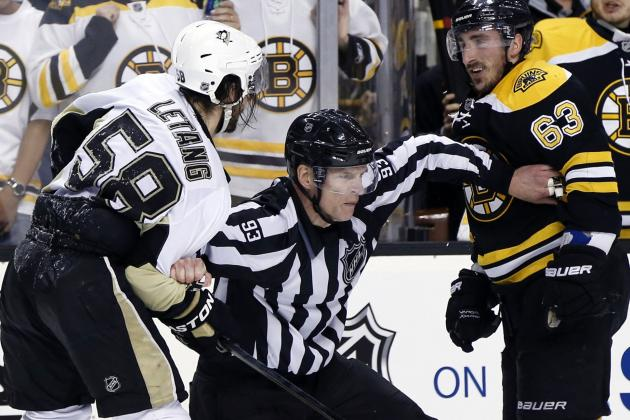 Can Penguins Get over Playoff Loss to B's?