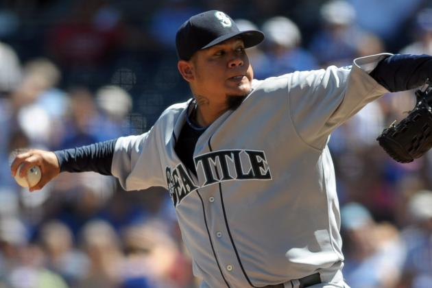 Felix Hernandez's Next Start Delayed by Back Issues