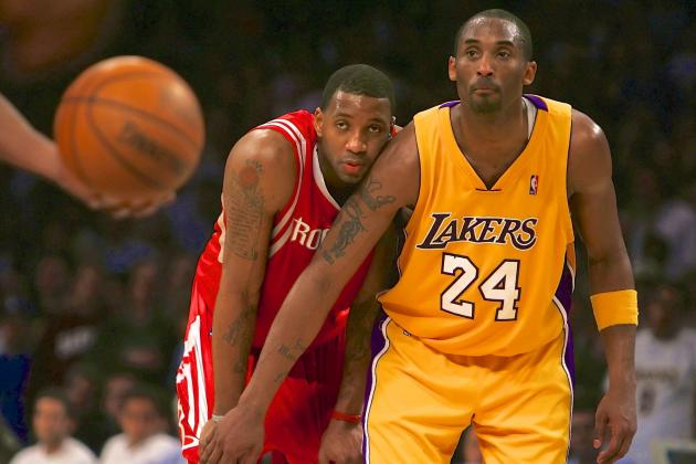 Tracy McGrady Speaks Out on Kobe Bryant and Shaq's Relationship