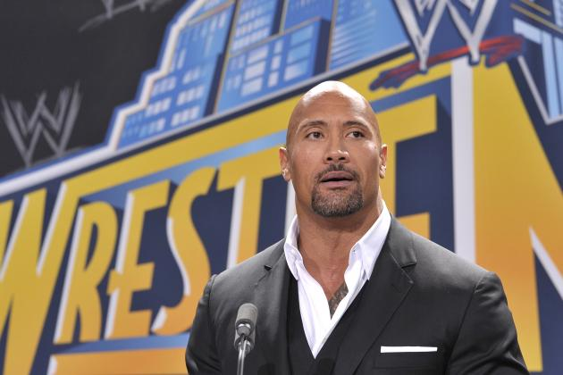The Rock and WWE Studios to Team Up for New Movie?