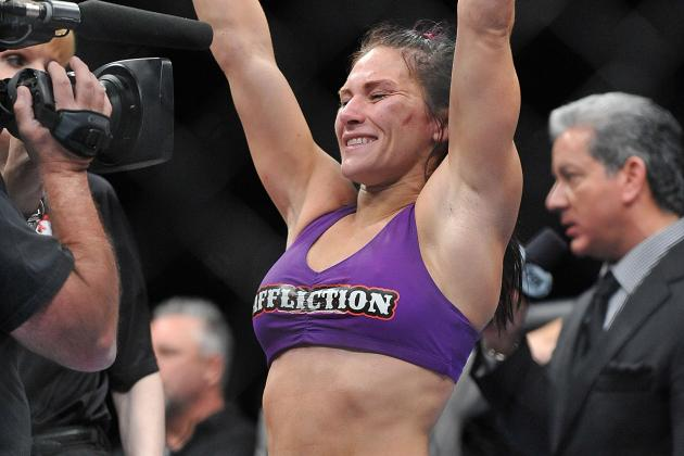 Cat Zingano Watched TUF 18 Debut with a Heavy Heart, Can't Wait for Her Turn