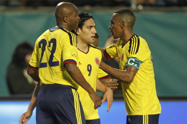 Colombia vs. Ecuador: Date, Time, Live Stream, TV Info and Preview