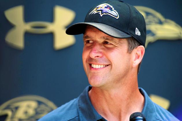 John Harbaugh and Ravens Reportedly Agree to 4-Year Contract Extension
