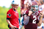 Tom Brady on Manziel: Don't Be a Turd