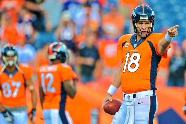 Baltimore Ravens vs. Denver Broncos: Live Score and Analysis