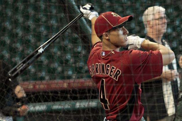 Comparing Top MLB Prospect George Springer to Grady Sizemore