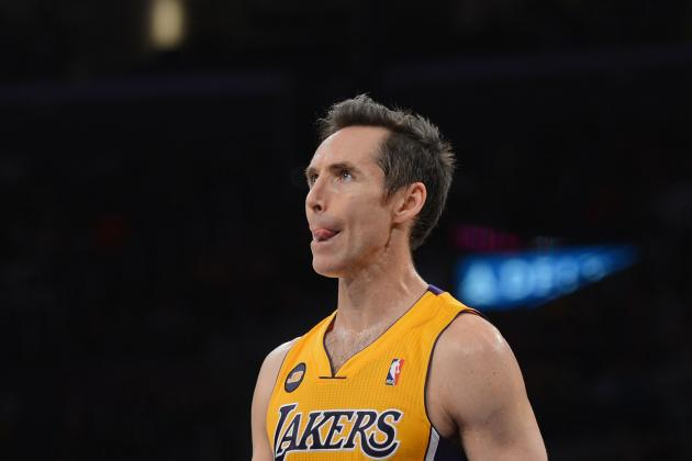 Can Steve Nash Revive His Reputation as a Top-10 Point Guard in the NBA?